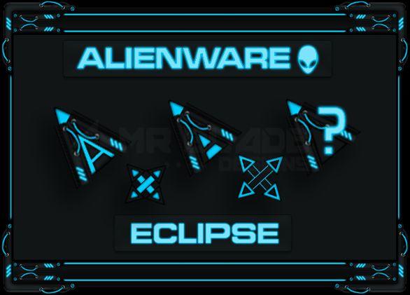 Alienware Eclipse Cursor