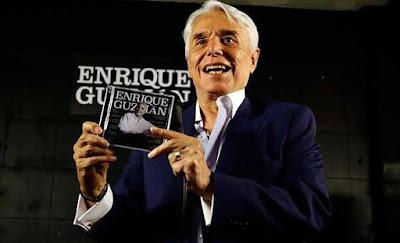 Enrique Guzmán nuevo disco