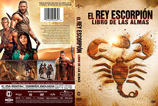 The Scorpion King Book Of Souls - El Rey Escorpión El Libro