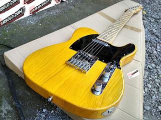 Fender Telecaster,Pengrajin Gitar Elektrik,Custom Gitar Elektrik,Jual Gitar Telecaster