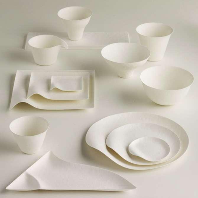 Mashmoom: Wasara stylish disposable paper dishes