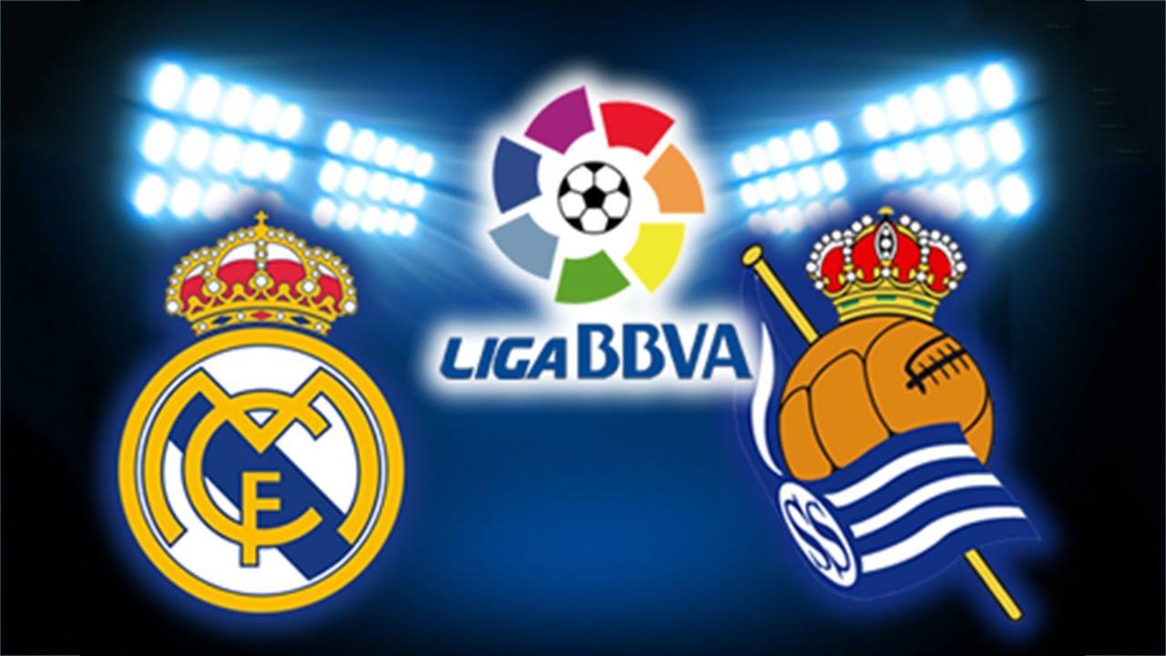 بث مباشر مباراة ريال مدريد وريال سوسيداد