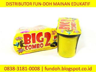 Fun-Doh Big Combo 2, fun doh indonesia, fun doh surabaya, distributor fun doh surabaya, grosir fun doh surabaya, jual fun doh lengkap, mainan anak edukatif, mainan lilin fun doh, mainan anak perempuan