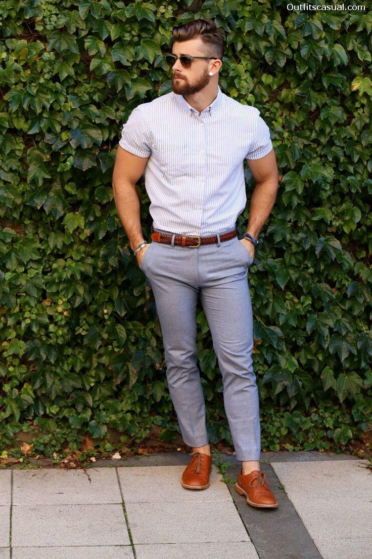 Como Vestirse Casual Para Hombres Br59c36ac Breakfreewebcom