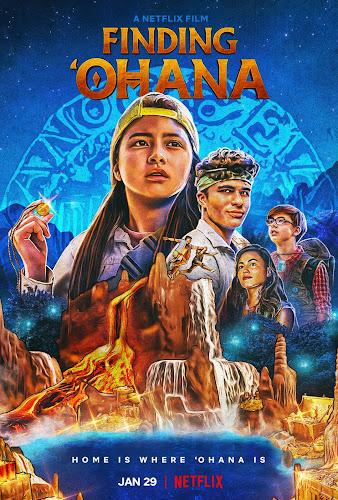 Finding 'Ohana (Web-DL 720p Español Latino) (2021)