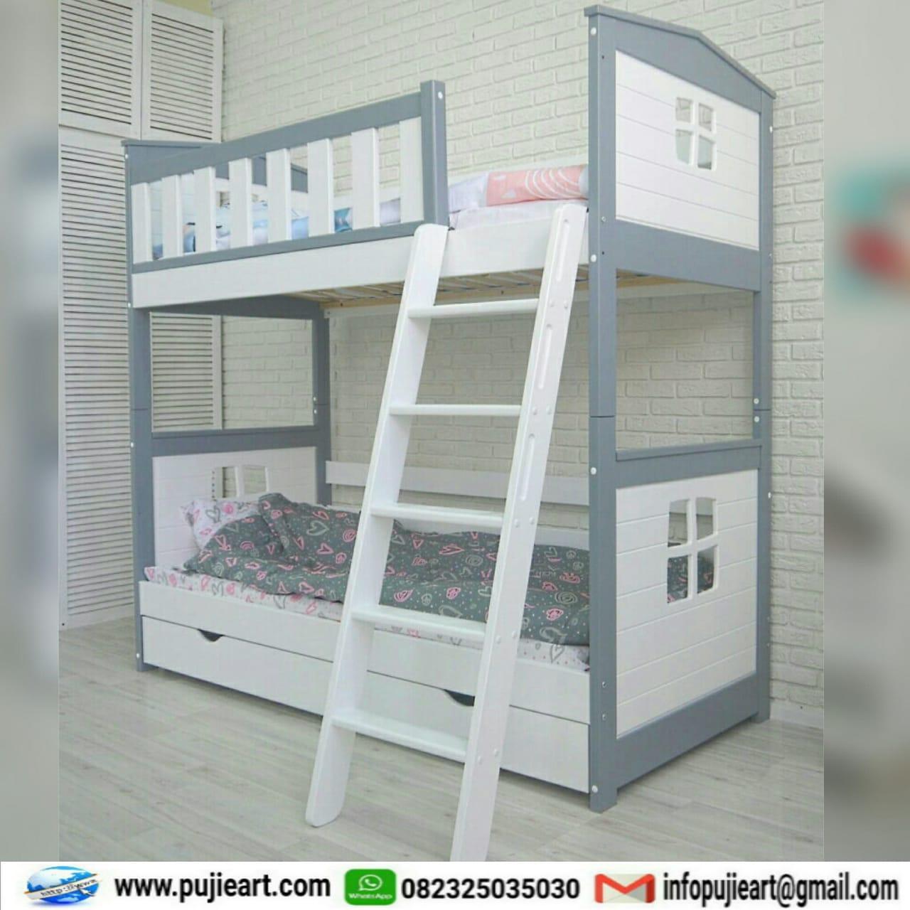 Desain Kamar Tidur Anak Tingkat