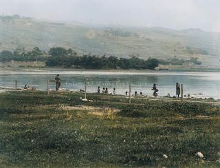 pantai danau toba di pangururan