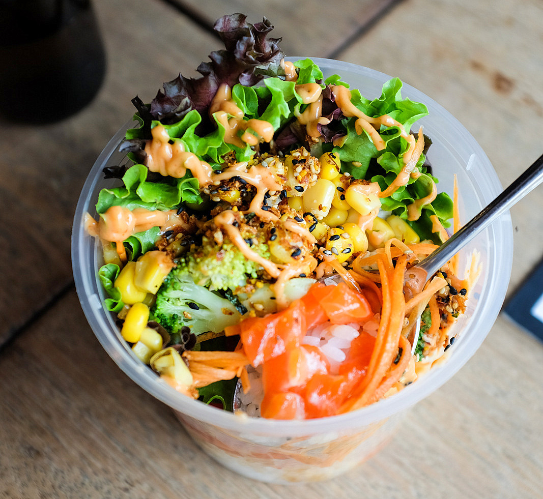 Eat Drink KL: Poke Bowl Rice @ Puchong