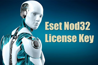 Eset NOD32 Antivirus license key 2022