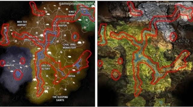 mappe far cry primal