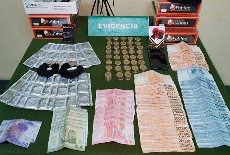 Carabineros descubrió hogar que funcionaba como prostíbulo en Puente Alto
