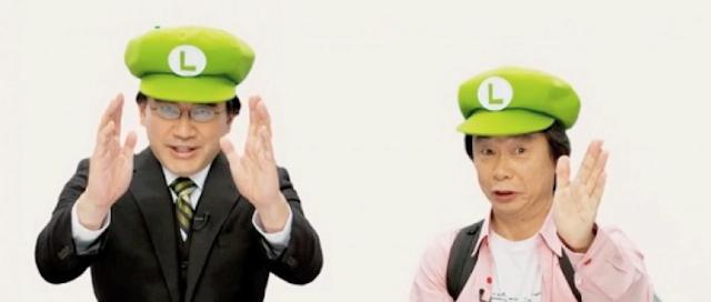Shigeru Miyamoto: Iwata intentaba que lo imposible sucediese