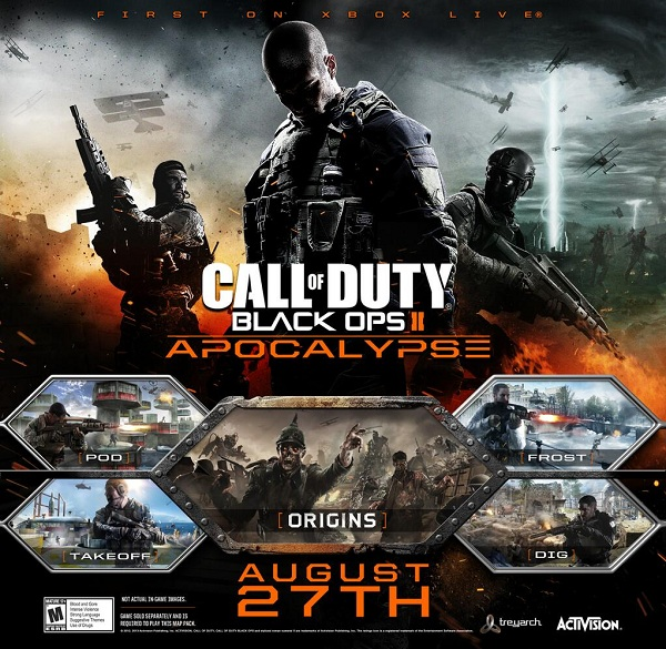 Call of Duty: Black Ops 2 Apocalypse (DLC Preview