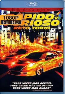 Rapido y Furioso 3 [2006] [1080p BRrip] [Latino-Inglés] [GoogleDrive]