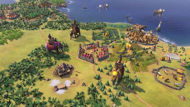 Sid Meiers Civilization VI  Vietnam & Kublai Khan Pack
