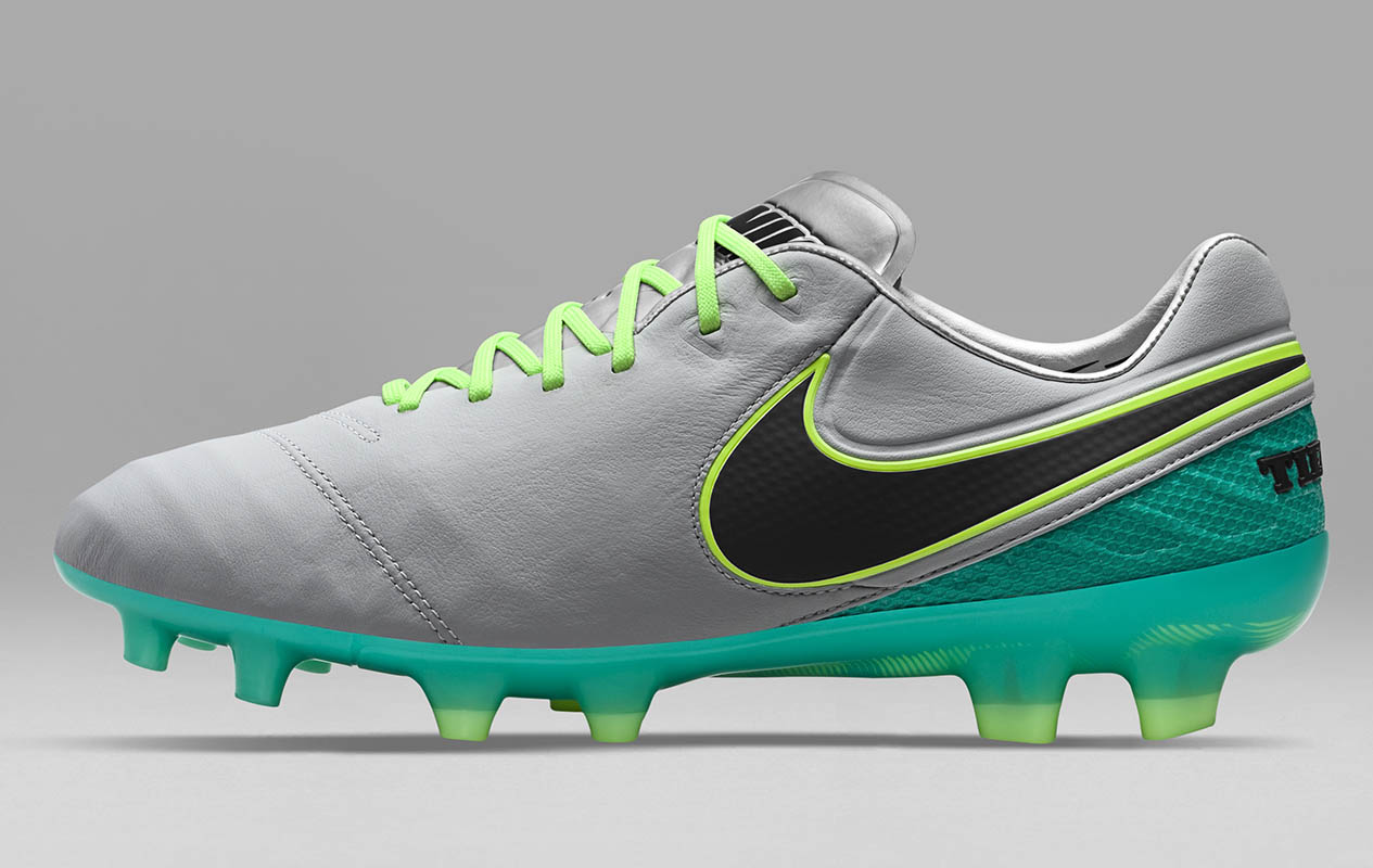 The most classical boot of the collection also features the least  outstanding design. The Elite Pack Nike Tiempo Legend 6 2016-2017 soccer  Boot is also the ...