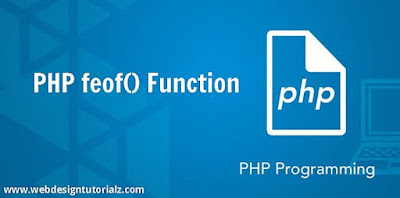 PHP feof() Function
