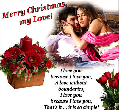 Merry Christmas Love Messages for Boyfriend