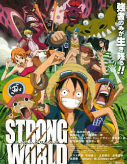 Download One Piece Movie 10 : Strong World Sub Indo