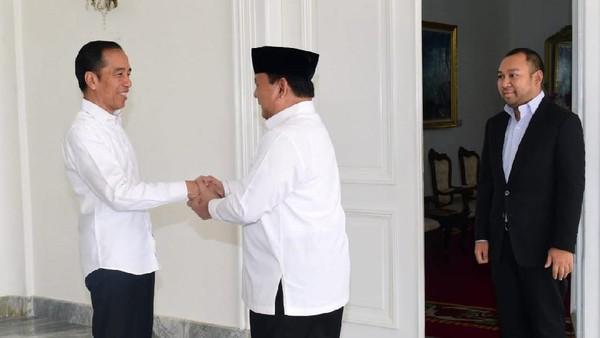 Tentukan Langkah Selanjutnya soal Natuna, Prabowo Tunggu Arahan Jokowi
