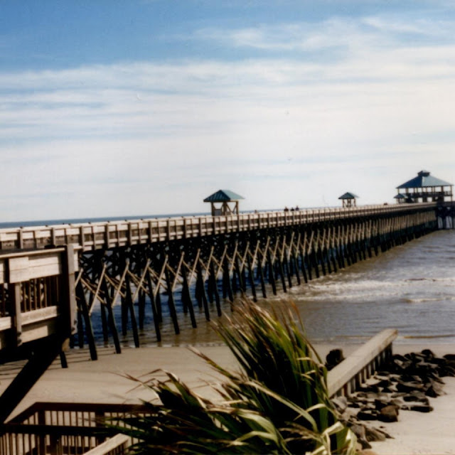 South Carolina Folley Beach Pier
