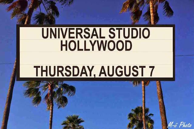 My Travel Background : Universal Studios Hollywood