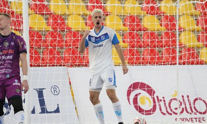 Supercopa de Futsal: Minas vence Dois irmãos e encara Magnus na final