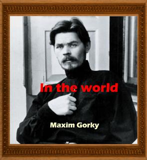 In the world (1917)  PDF by  Maxim Gorky