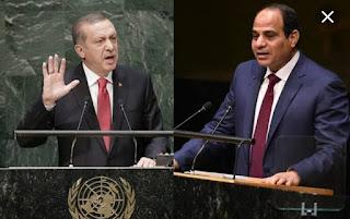 """تركيا تهدد مصر وقبرص بسبب اتفاقية الغاز و""""الرئيس السيسي"""" يهدد اردوغان من اي عنف ضد مصر""""اضغط للتفاصيل"""""""