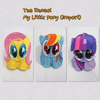 MLP Fake Backpack
