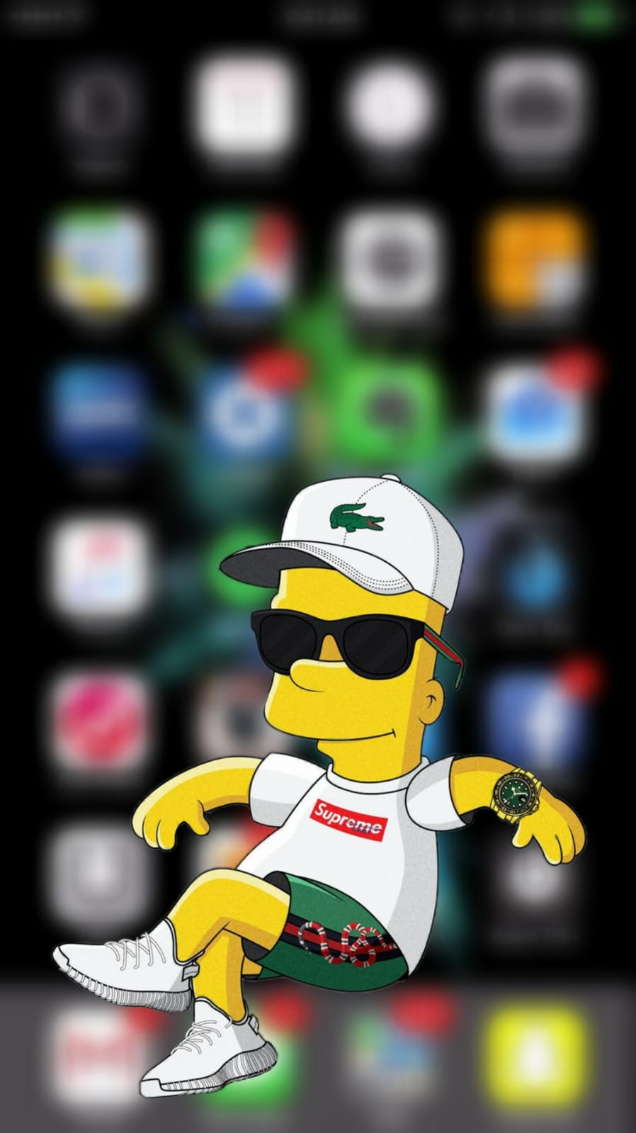 #simpson #wallpapersimpson #bart #bartsimpson