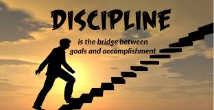 What is the concept of discipline?