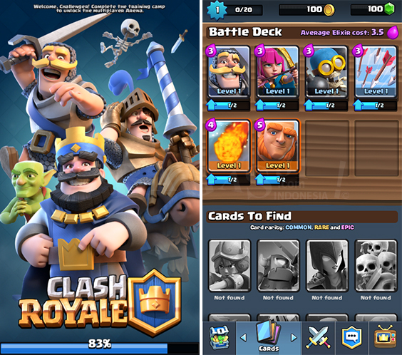 Clash Royale APK 1.2.0 Update Terbaru 2016