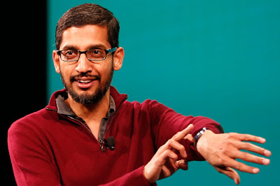sundar pichai, ceo of google, google-co-in, inspirational life of sundar pichai, sundar pichai says, google ceo sundar pichai
