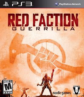RED FACTION GUERRILLA PS3 TORRENT