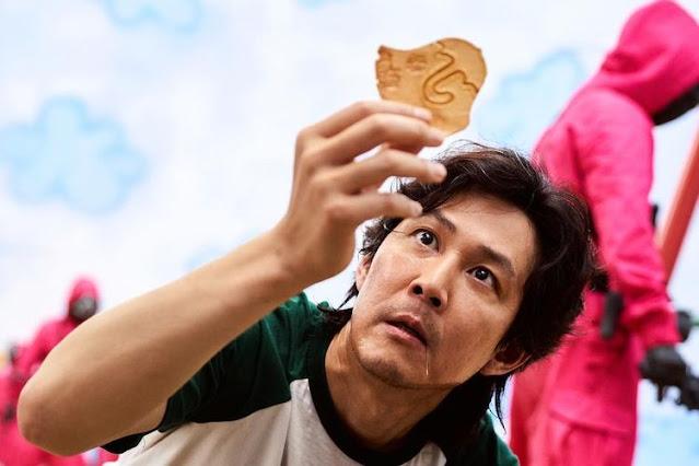 Lee Jung Jae Squid Game