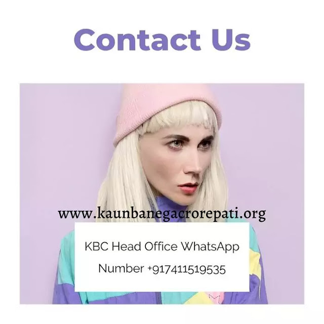 get in touch with kbc