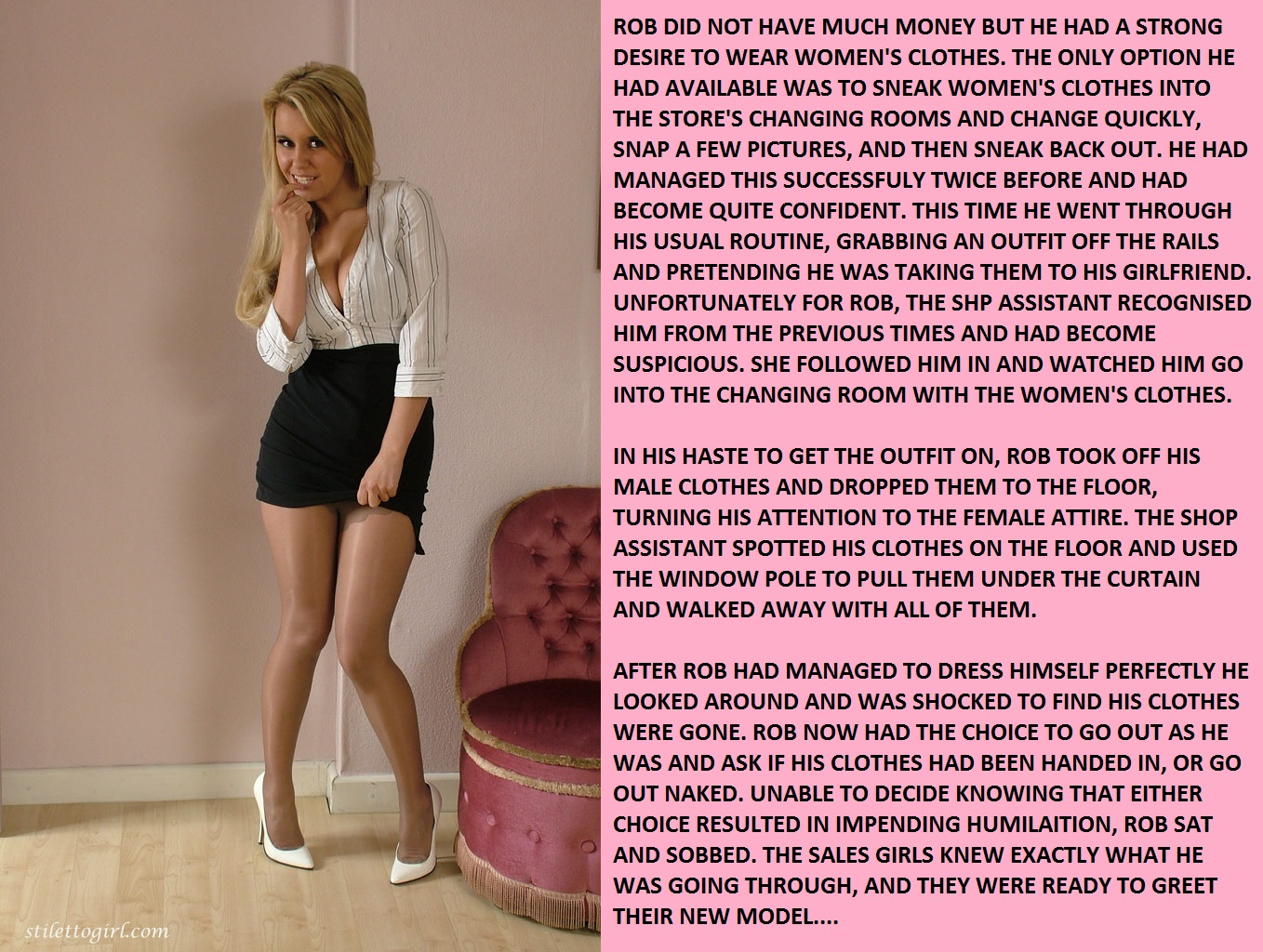 Sissy Boy Erotic Stories