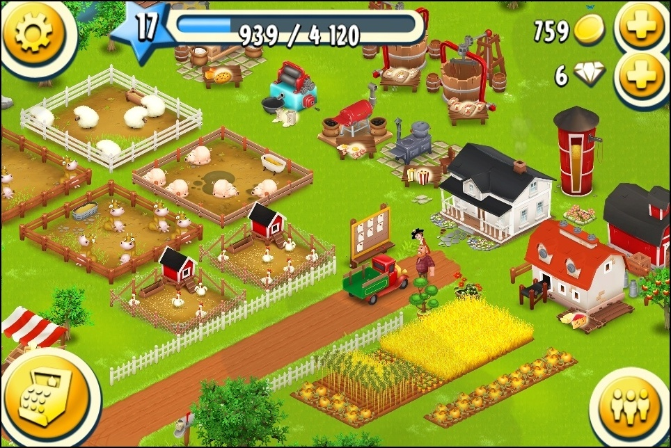 Hay Day Mod 1 24 92 Unlimited Everything Apk Is Android