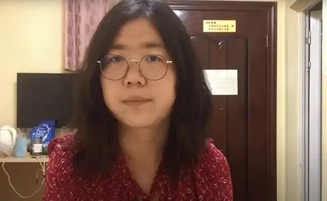 Chinese Journalist Sentenced to 4 Years in Prison for Reporting on the Coronavirus Outbreak