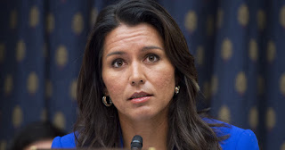 US Congresswoman, Tulsi Gabbard
