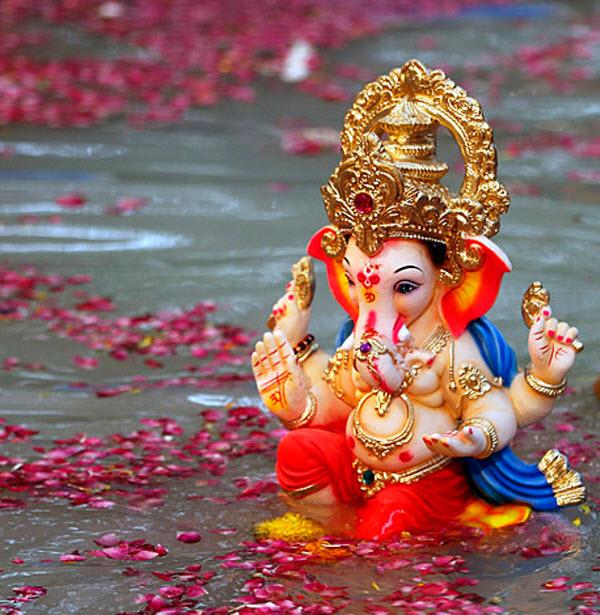 Tượng thần Ganesha