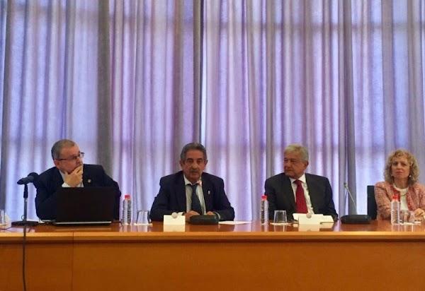 "En España, AMLO es visto como ""el próximo presidente de México"""