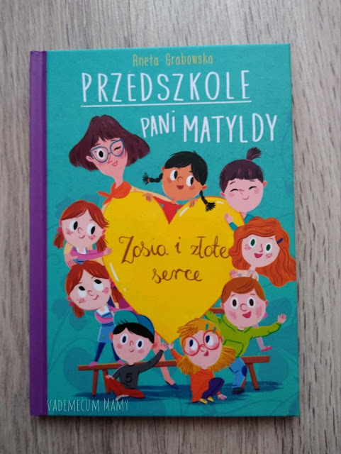 Przedszkole Pani Matyldy - czyli o związkach frazeologicznych w literaturze dziecięcej