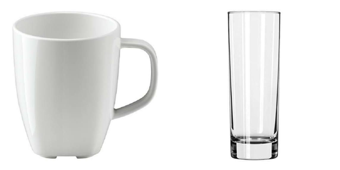 Gelas Susu, Susu Menaikkan Berat Badan