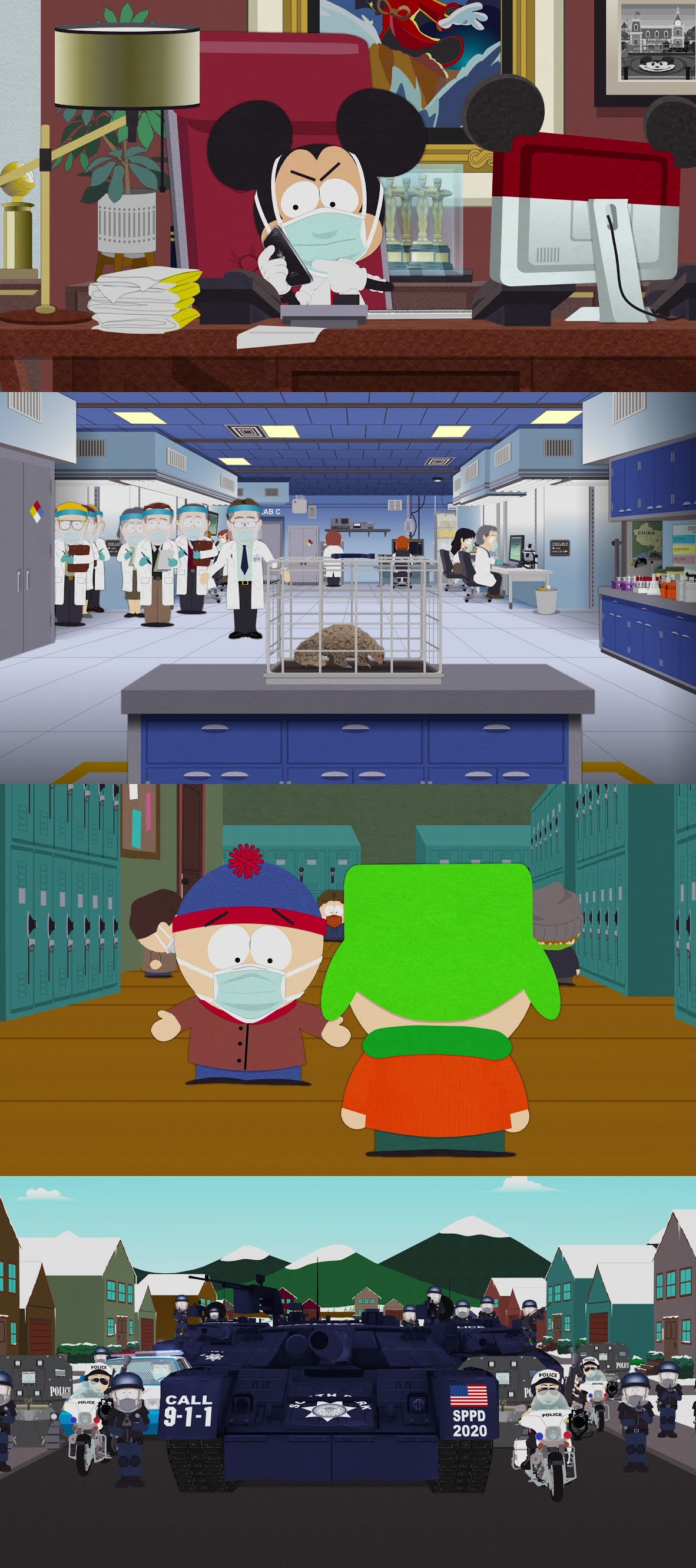 South Park The Pandemic Special 2020 HD 1080p Latino