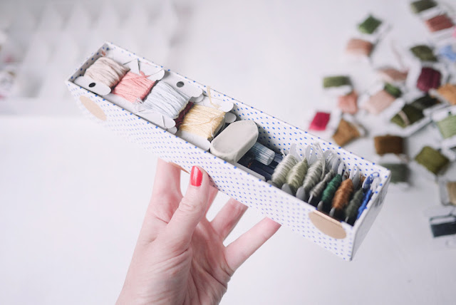 valise créative - Marion Romain