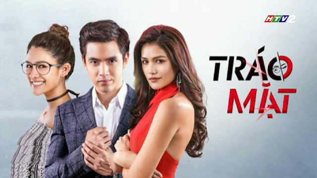 Tráo Mặt Trọn Bộ Tập Cuối (Phim Thái Lan HTV2 Lồng Tiếng) – Mặt Nạ Thủy Tinh