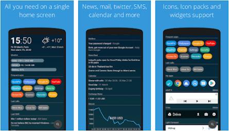 Aplikasi Launcher Android - 4