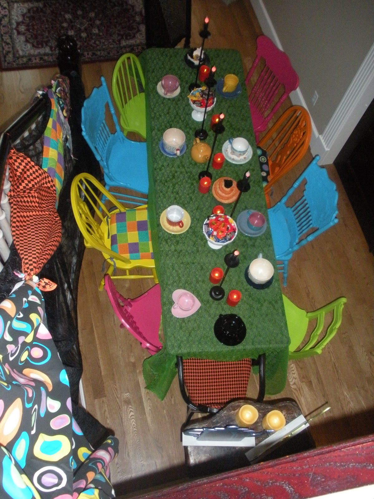 alice in wonderland chair salon hydraulic a little cuppa tea halloween and chairs